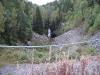 På tur med Lunkentuss i Ronnebyån