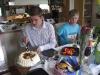 Tårtkalas hemma
