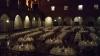 Stockholms stadshus, serverat för middag till oss på NU2010 konferensen